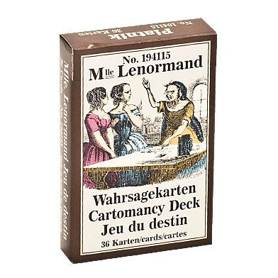 MADAME LENORMAND CARDS